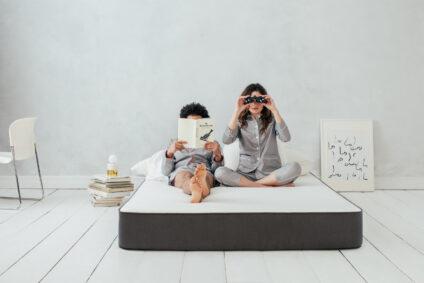 Matratze auf den Boden Legen und trotzdem gut schlafen?